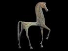 FRISKY HORSE FIGURE