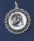 OWL OF WISDOM PENDANT