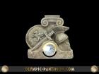 COLUMN PANOPLY CLOCK